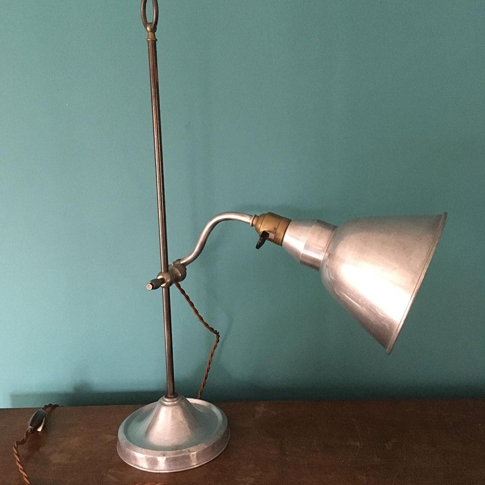 lampe style indistriel réglable