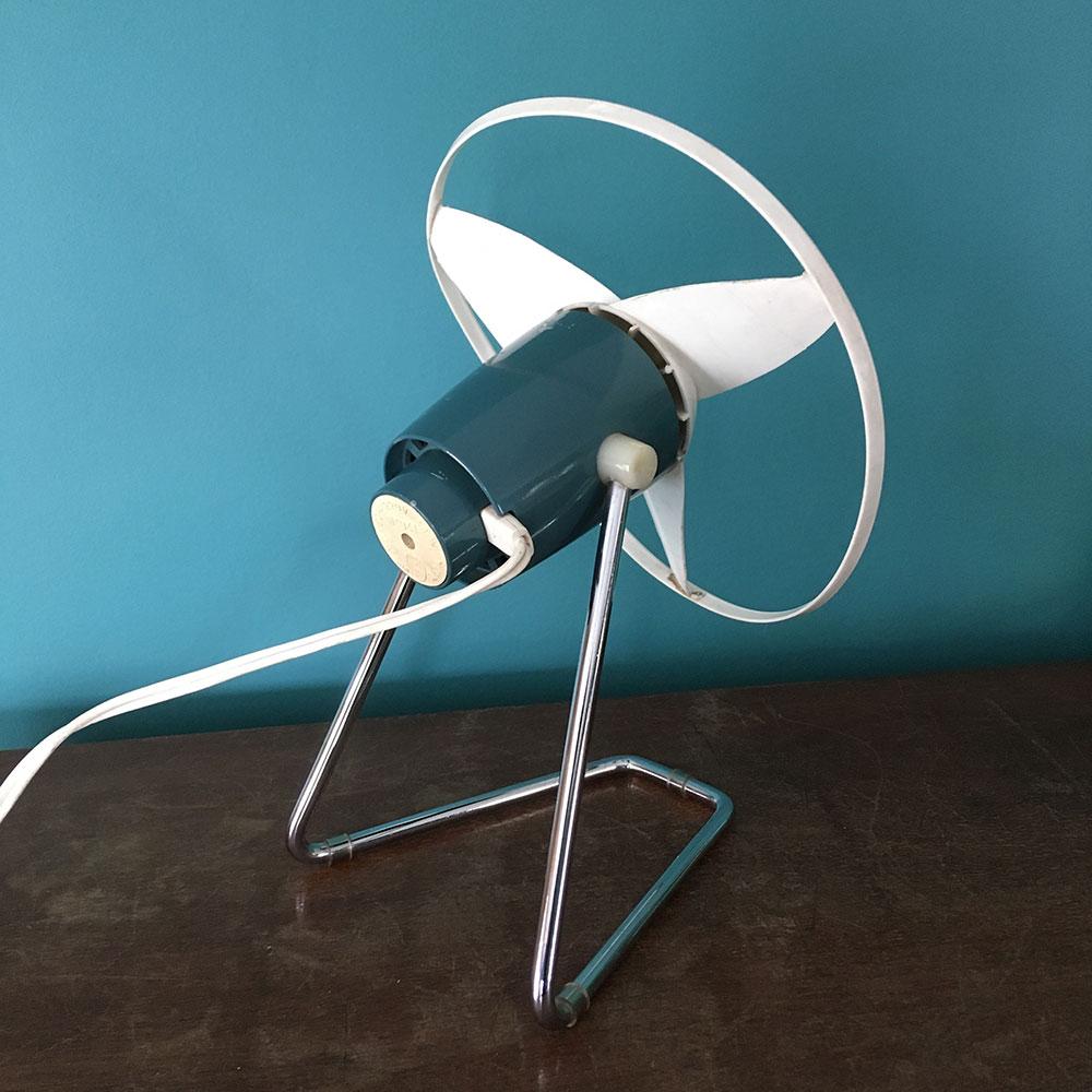 ancien ventilateur de dos