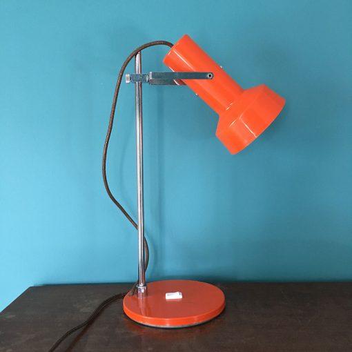 lampe de bureau vintage année 70