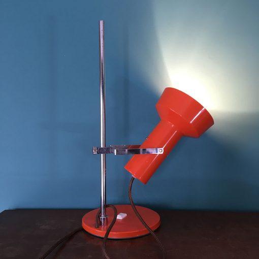 lampe réglable année 70