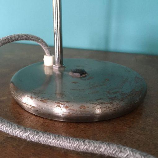 socle lampe bureau ancienne