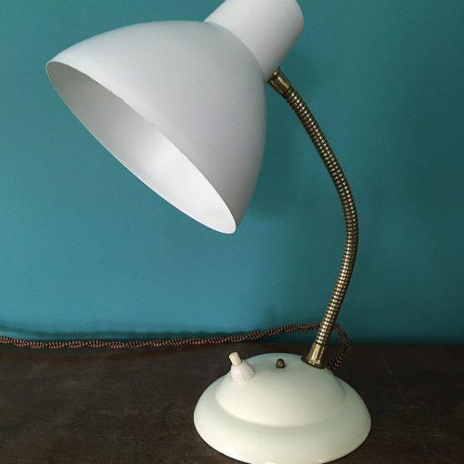lampe cocotte blanche