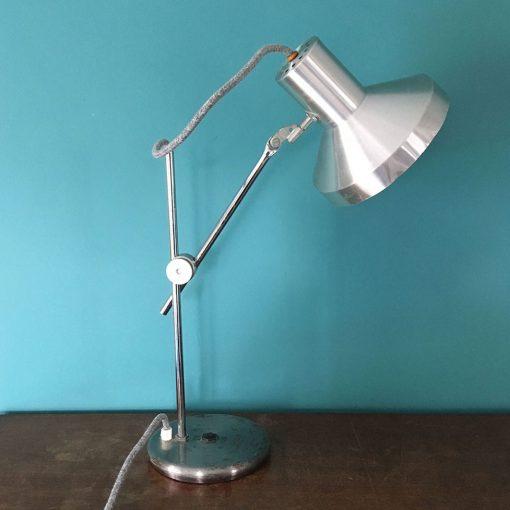 lampe bureau vintage métal