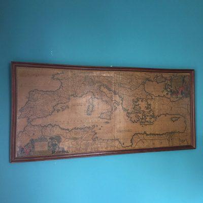 tableau carte