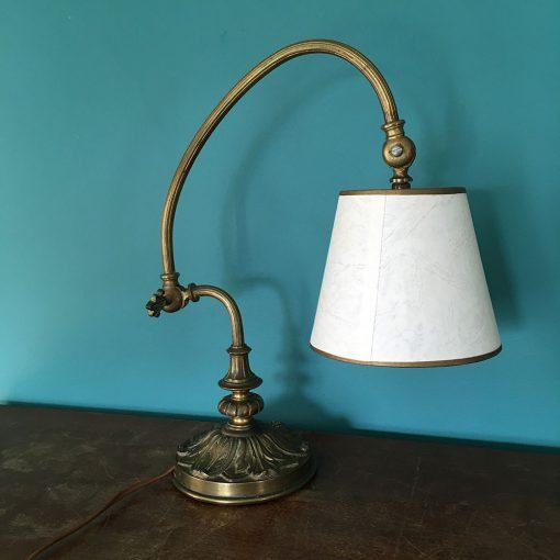 lampe articulée en laiton