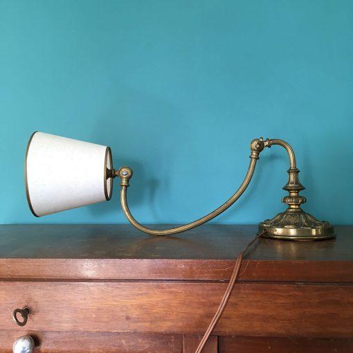 lampe laiton articulée