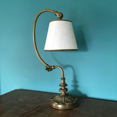 lampe-ancienne-articulee-laiton
