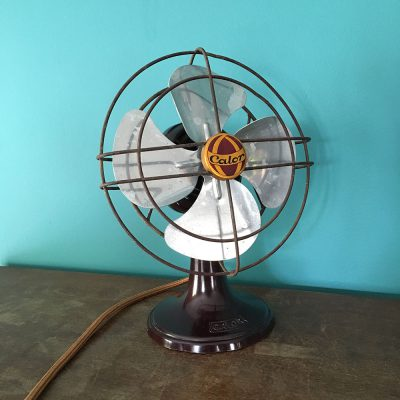Ventilateur Calor ancien