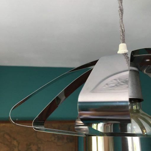 suspension ancienne disgn métal
