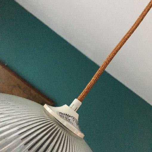 suspension indistrielle verre restaurée