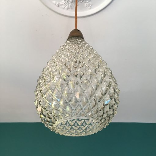 ancienne-suspension-verre-diamand